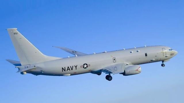 Boeings P-8 Poseidon selected for S. Korean military project