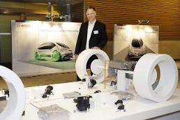 Bosch to strengthen powertrain business in S. Korea: Yonhap