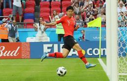 .世界杯小组赛韩国2比0战胜德国.