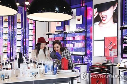 2017年韩国化妆品出口额创新高近40亿美元