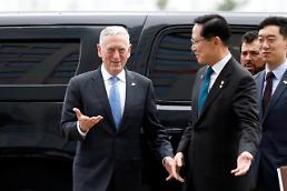 U.S. defense secretary reaffirms CVID goal: Yonhap