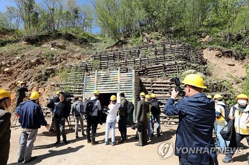 韩国记者到朝鲜观看废核得交钱 每人7500元