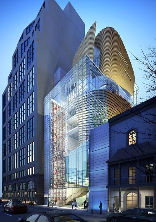 韩国在纽约建立文化中心 预计2020年竣工