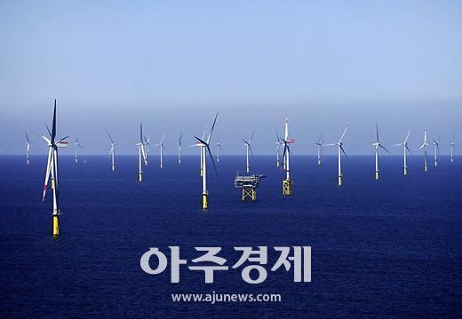 동서발전, 울산 앞바다 동해가스전에 해상풍력발전소 건설 추진