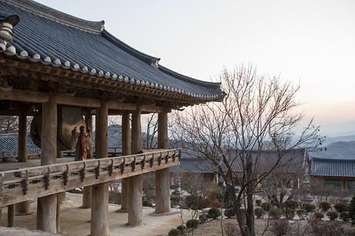 韩国7座佛教古刹被列入世界文化遗产