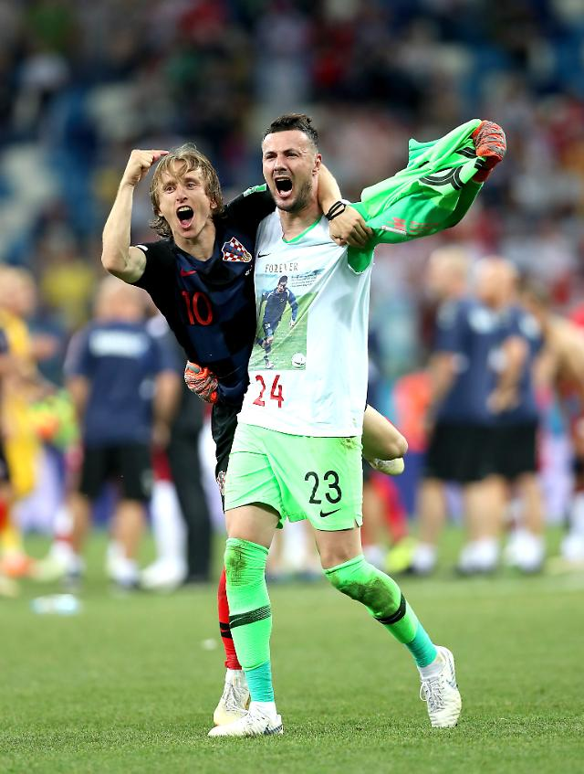 [월드컵] 뜨거운 '4분', 피 말리는 '승부차기'…8강행 마침표는 크로아티아