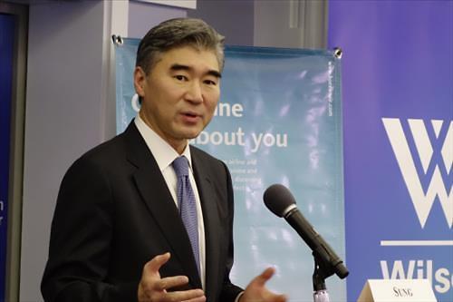 新加坡朝美首脑会谈之后朝美高官首次会面