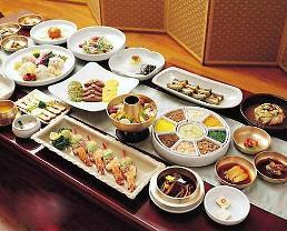 .韩高档餐厅人均消费500元 中餐最便宜.