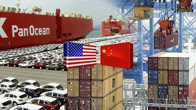 中美贸易战严重影响十国经济 韩国排名第6位