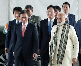 Samsung groups virtual head wins unusual presidential blessing