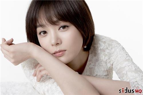 蔡琳时隔8年重返韩国荧屏