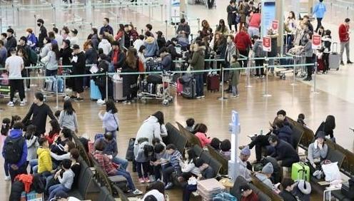 统计:来韩学韩语的外国人数创历史之最