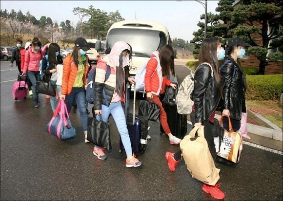 朝媒:如无法解决投韩女员工遣返问题 将妨碍离散家属团聚