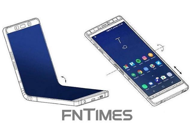 三星或于明年初推出可折叠智能手机
