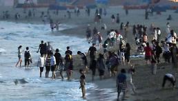 .告诉你一件事儿!今早韩国最低气温创111年以来最高值.