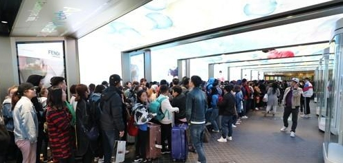 2018年上半年访韩外国游客同比增7%