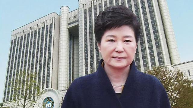 韩检方不服朴槿惠收钱不属受贿判决提起抗诉