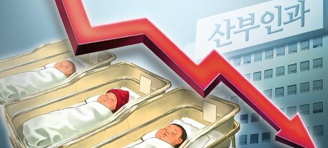 韩新生儿人数连续30个月呈减少趋势 5月未达3万人