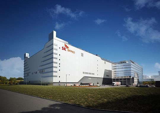 SK海力士将在韩兴建第三家存储芯片工厂