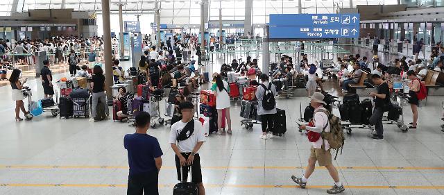 仁川机场第一航站楼翻修预计2022年完工