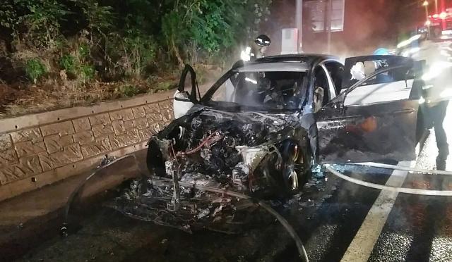 불탄 BMW…불 안난 차 소유자들이 집단소송 낸 이유