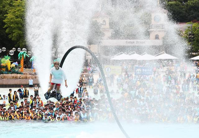 今日首都圈白天温度最高38℃ 明日升至39℃