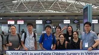 Bác sỹ từ Hàn Quốc mang nụ cười đến cho những trẻ em nghèo Việt Nam