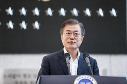.青瓦台:8月底举行韩朝首脑会谈消息不属实.