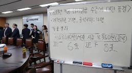 .韩国明年最低时薪敲定8350韩元 多方深表忧虑.