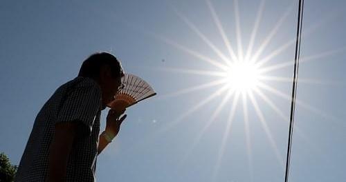 韩国2549人中暑送医30人中暑死亡 农村老人为中暑高发群体