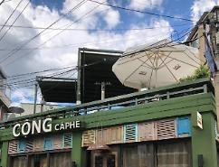 Thưởng thức hương vị cà phê Việt tại Cộng cà phê