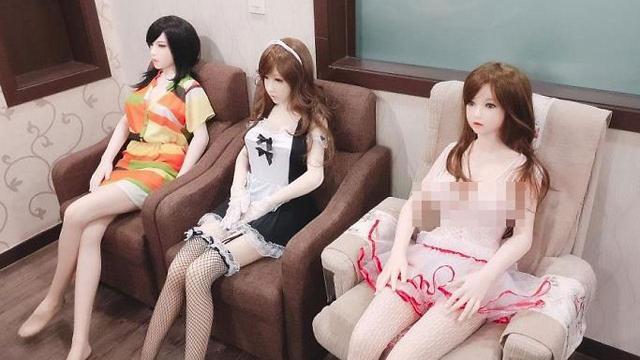 不让进口就自产自销!充气娃娃在韩国还蛮有市场