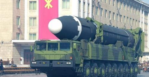 朝鲜疑似筹备建政70周年阅兵式
