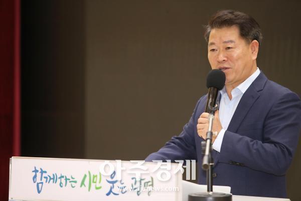 """[광명시] 박승원 시장 """"형식적 불요급한 예산안 전면 삭감해야"""""""