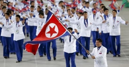 朝鲜168人参加亚运较前增加