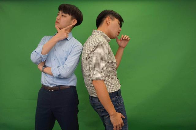 [AJU VIDEO] 蔡徐坤吴亦凡仿妆