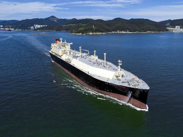 대우조선, 세계 최초 저압엔진용 완전재액화시스템 적용 LNG운반선 건조