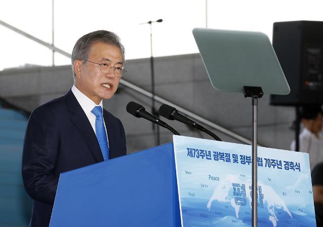 文在寅:韩朝经济合作将创造170万亿韩元经济效果