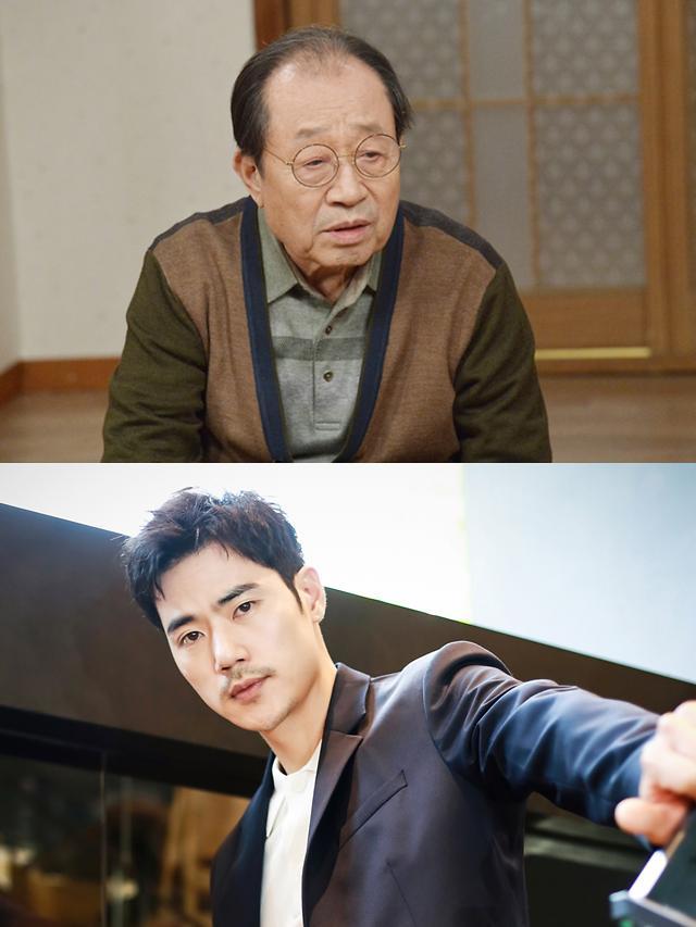 신구x김강우, KBS 추석특집극 옥란면옥에서 父子 호흡 [공식]