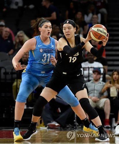 [아시안게임] 여자농구 단일팀, WNBA 센터 '박지수 합류' 길 열렸다