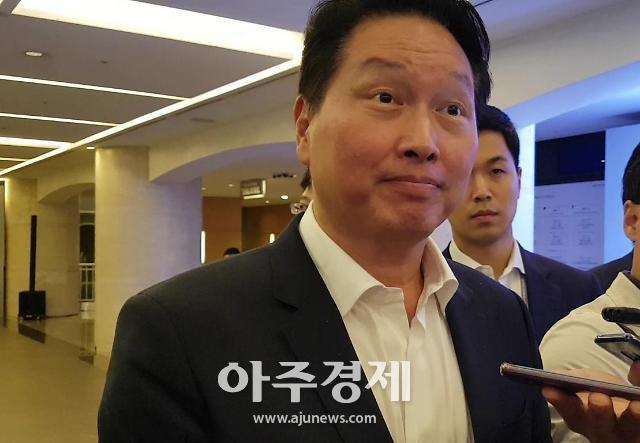 [영상] 최태원 회장이 밝힌 SK의 딥체인지 평가는