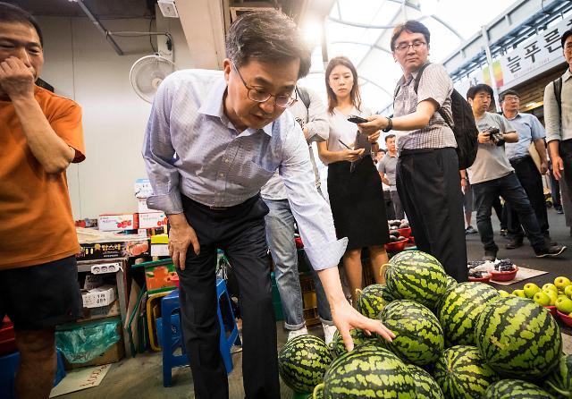 7月韩国生产者物价指数创46个月以来新高
