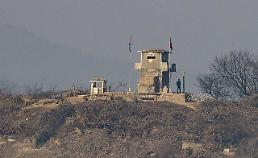 Defense chief discloses initial plan to deactiviate ten DMZ guard posts