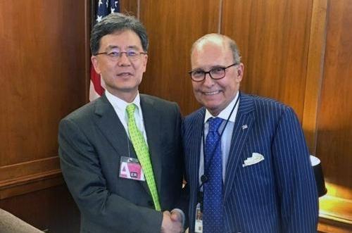 韩美将于9月签新版自贸协定