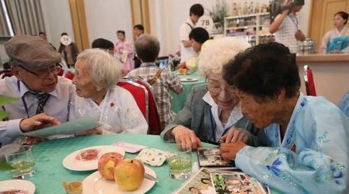 韩朝离散家属多名耄耋老者抱憾缺席第二天会面