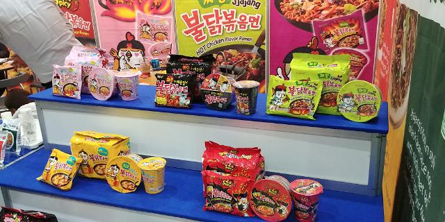 [FOCUS] Spicy noodles appeal to young Southeast Asian consumers
