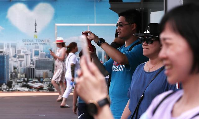 上海部分旅行社重启赴韩团体游