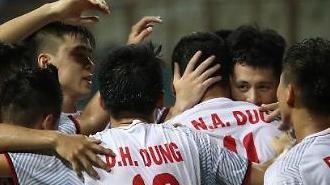 U23 Việt Nam gặp Hàn Quốc ở vòng đấu dành cho 4 đội bóng mạnh nhất đang rộng mở