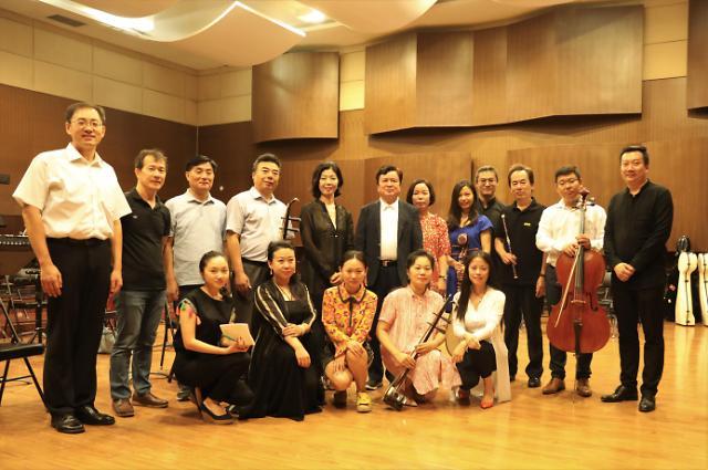 韩国文化代表团:中韩联手打造东方传统民族文化艺术品牌