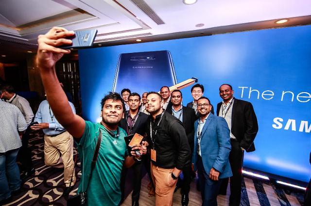 Galaxy Note9获欧美媒体盛赞
